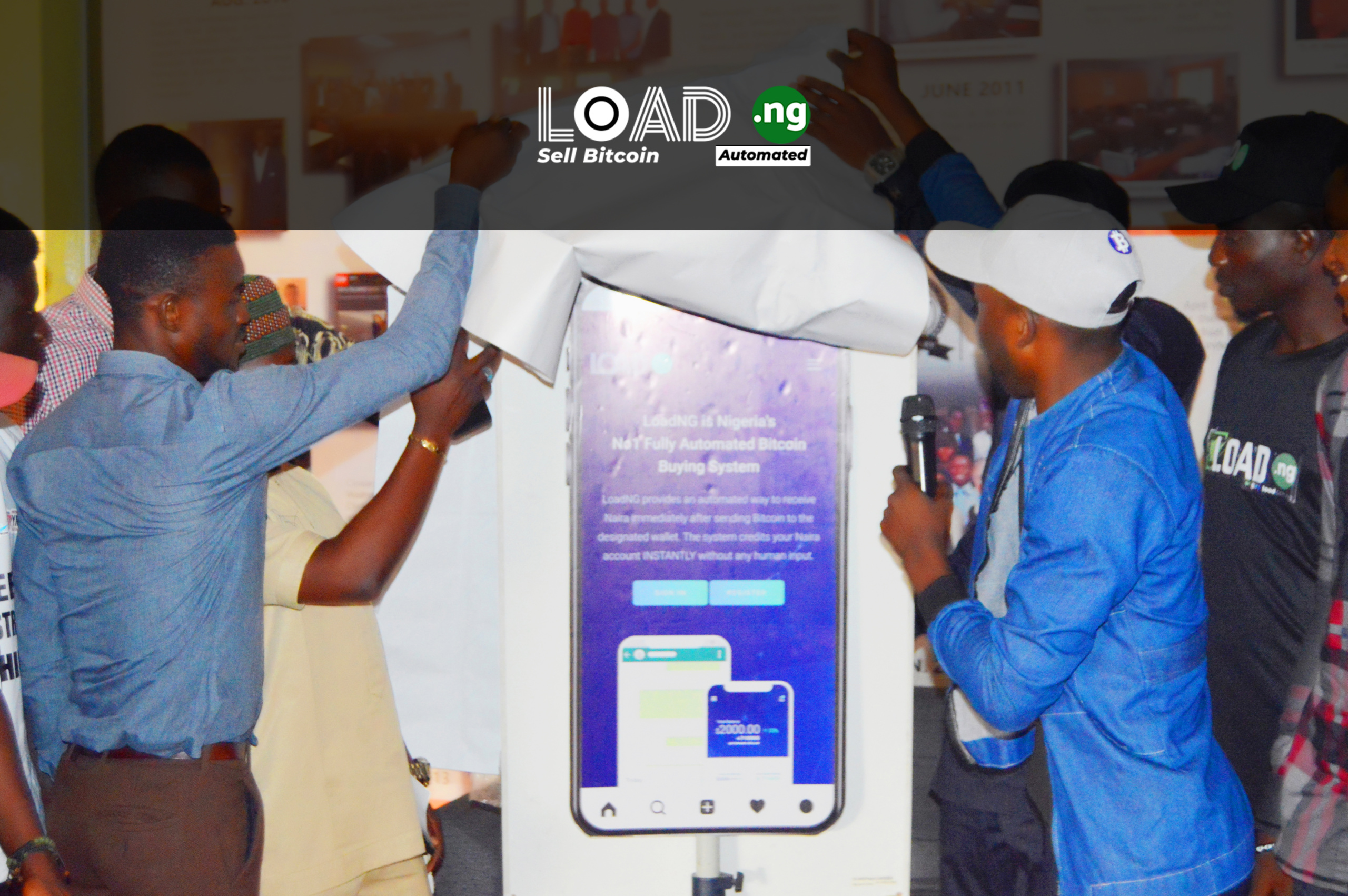 Firm Launches Innovative E-Commerce Service To Solve Bitcoin Buying Related Issues In Nigeria: LoadNG Automated Systems!