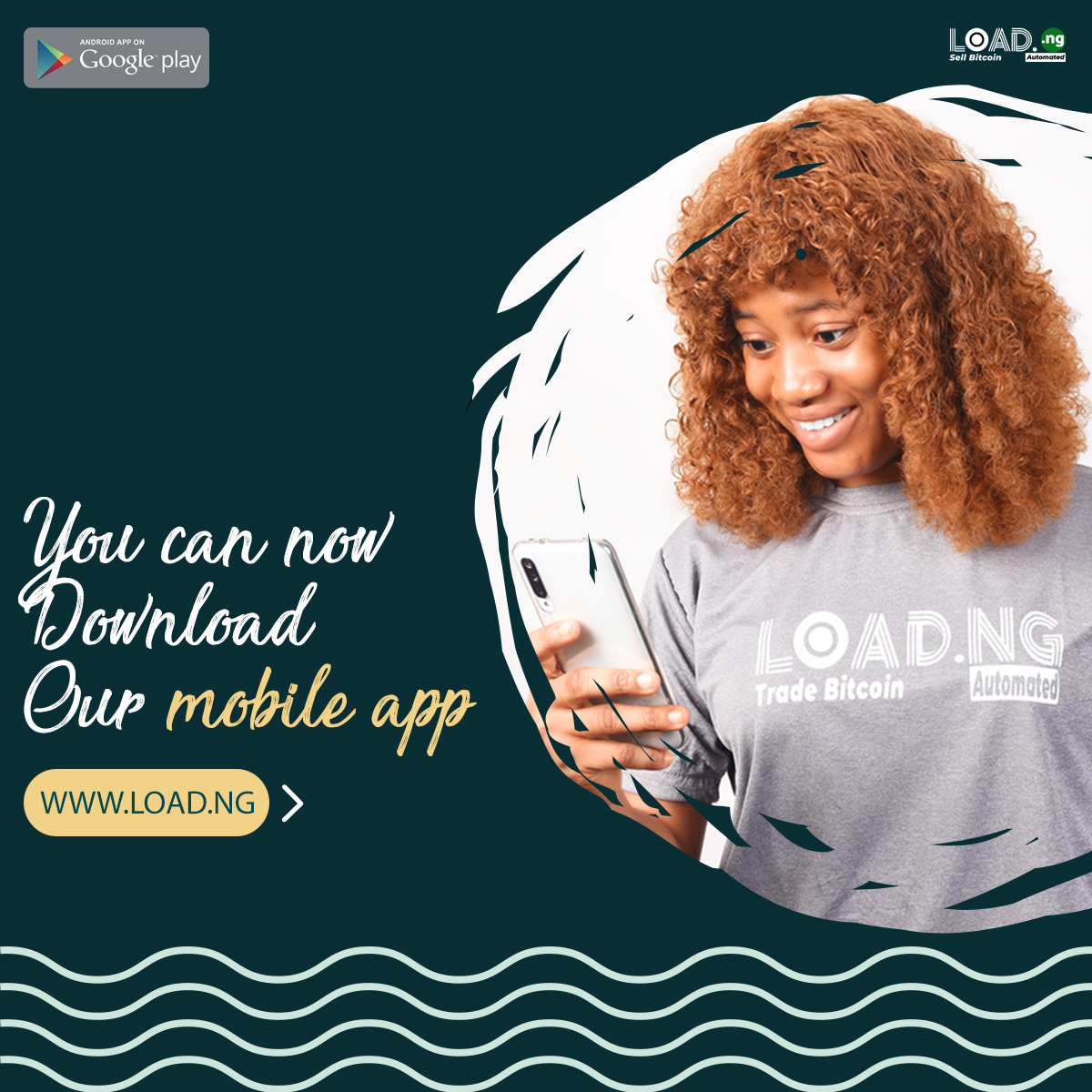 LoadNG Launches mobile app