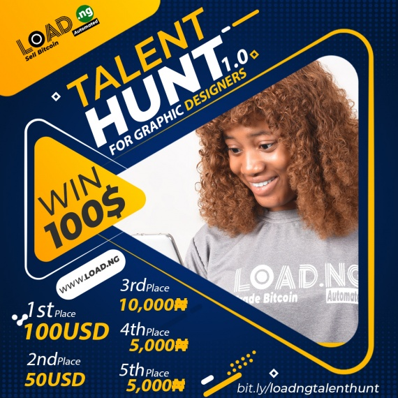 LoadNG Talent Hunt For Graphic Designers 1.0