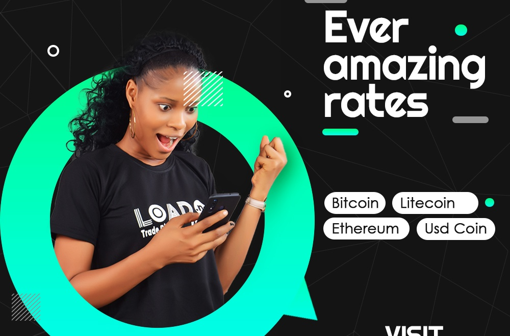 What is LoadNG: Sell Bitcoin for Cash In Nigeria Instantly