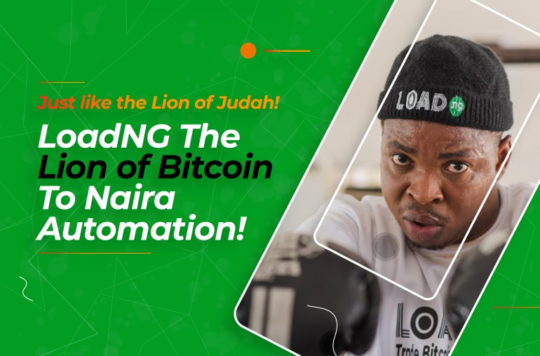 How To Sell Paxful Bitcoin To Naira On LoadNG