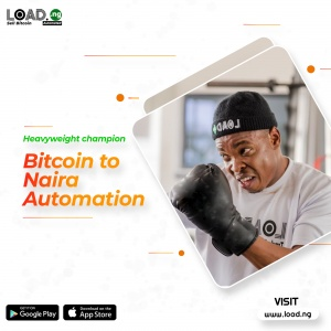 How to sell Blockchain or other Wallet Bitcoin to naira on LoadNG