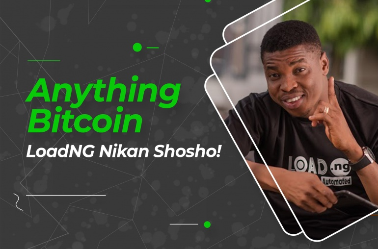 Techpoint Africa: Load.ng commits to leveraging Tech for Bitcoin to Naira Exchange Automation.