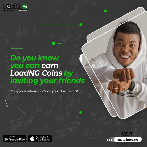 What is LoadNG Bonus Coin and How Do i Earn the Bonus